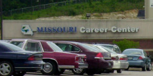 The outside view of the Jefferson City Career Center